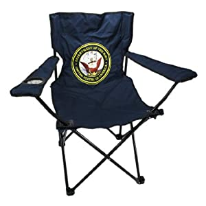 u s navy folding camping chair camp usn where to buy outesserlindy. Black Bedroom Furniture Sets. Home Design Ideas