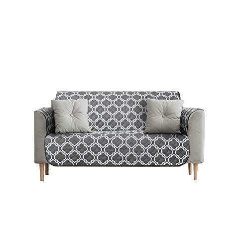 EmoD-Trade SOLO Copridivano 2 Posti, Copridivano Impermeabile 2 posti, copri divano due posti