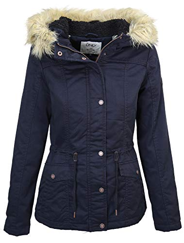 Only Onllorca Short Canvas Parka CC Otw Chaqueta para Mujer