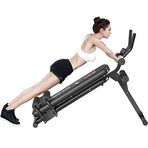 Adjustable Weight Bench, Utility Barbell Lifting Press Exercise Dumbbell Bench, Portable Folding Home G-ym Strength Training Flat Incline Decline Barbell Bench Sit Up Abs Benchs (US Fast Shipment)