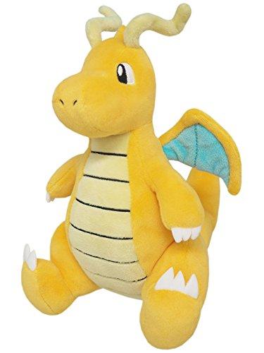 Sanei Pokemon All Star Collection PP39 Dragonite 8.5' Stuffed Plush