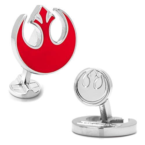 Manschettenknöpfe mit 'Star Wars'-Symbol in Geschenkbox