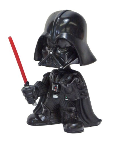 Funko Star Wars Wackelkopf-Figur Darth Vader Funko Force 15 cm