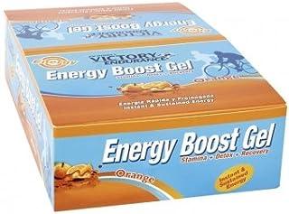 Victory Endurance Gel Energy Boost 24 x 42g Naranja