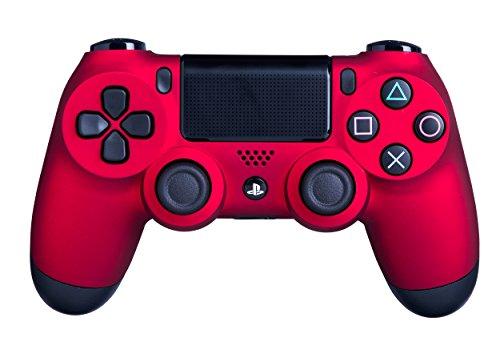 Playstation 4 DUALSHOCK 4 Controlador inalámbrico Tacto Suave PS4 Mando a Distancia - Mayor Agarre para largas sesiones de Juego