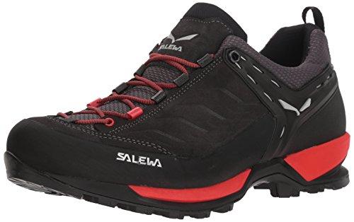 Salewa Herren MS Mountain Trainer Trekking- & Wanderstiefel, Black Out/Bergot, 45 EU