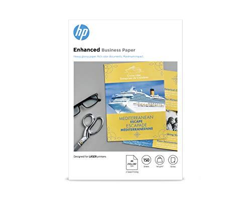 HP Enhanced Business-Druckerpapier, glänzend, 150g/m2, A4, 150 Blatt
