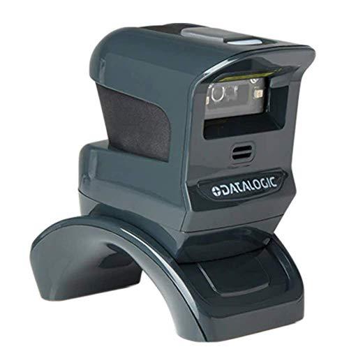 Datalogic GPS4400 2D Laser Schwarz Fixed Bar Code Reader - Barcodeleser (2D, Laser, Aztec Code, Data Matrix, MaxiCode, Micro QR Code, QR Code, -180-180°, -40-40°, -40-40°, -40-40°)