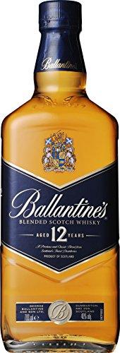 サントリー ブレンデッドスコッチウイスキー バランタイン 12年 700ml