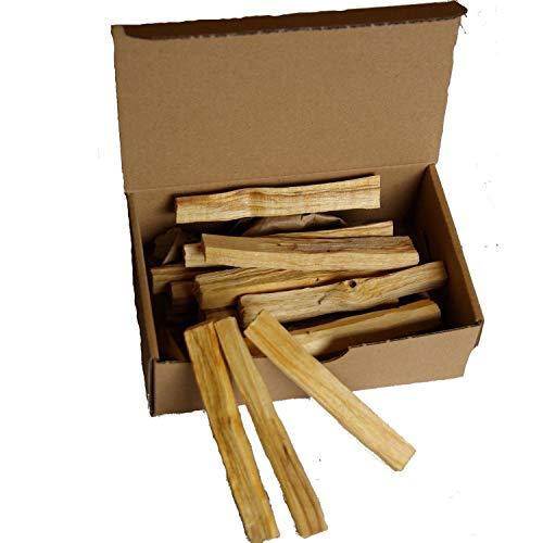 Native Spirit: Palo Santo Räucherhölzer 100g ca 12-15 feine Holz-Stäbe aus Peru