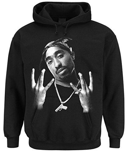 Certified Freak Tupac Westcoast Hoodie (M)