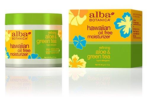 Alba Botanica Hawaiian, Aloe & Green Tea Oil-Free...