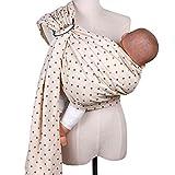 Baby Sling Träger Ring Wickelschal Nylon Rucksack Ergonomische Bebe Infant Für Sommerzubehör Ring Baumwolle Rucksäcke Träger