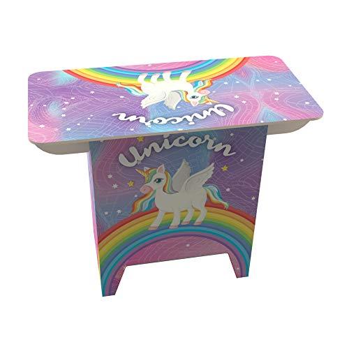 Unicorn -FunDesks Cardboard Desk