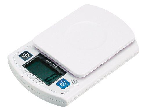 パール金属 デジタル キッチン スケール 2kg 用 ピタットミーII D-114