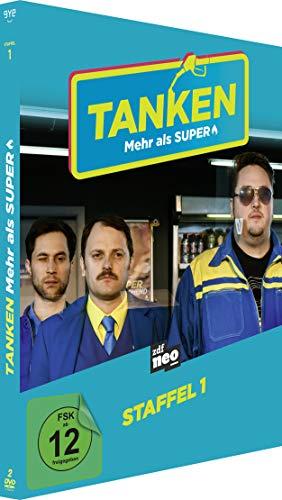 Tanken: Mehr als Super - Staffel 1 - [DVD]