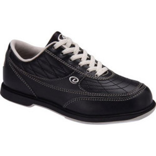 Dexter Turbo II Bowling Shoes, Black/Khaki, 7.5
