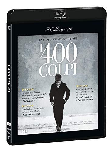 """I 400 Colpi """"Il Collezionista"""" Combo (Br+Dv) (Ltd Cal)"""