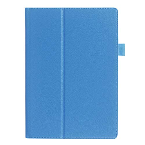 Asus Memo Pad FHD 10 Hülle aus PU-Leder Ständerhülle für Asus Memo Pad ME301T ME302 ME302C ME302KL 10.1 Tablet-Blau