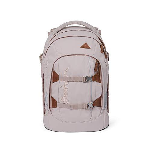 satch Pack Nordic Rose, ergonomischer Schulrucksack, 30 Liter, Organisationstalent, Pink