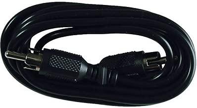 Recoton AC202 Audio Mono RCA Patch Cable, (10 feet)
