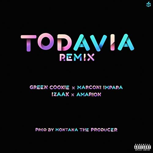 Green Cookie, Izaak & Marconi Impara feat. Amarion