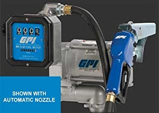 Fuel Transfer Pump and Meter Combo