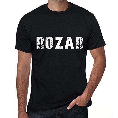 One in the City rozar Hombre Camiseta Negro Regalo De Cumpleaños 00550