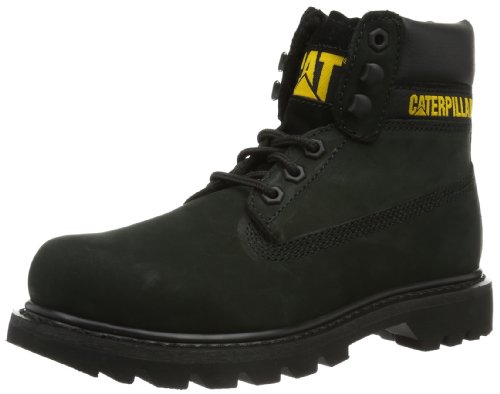 CAT Footwear Damen COLORADO Stiefel, Schwarz, 38 EU