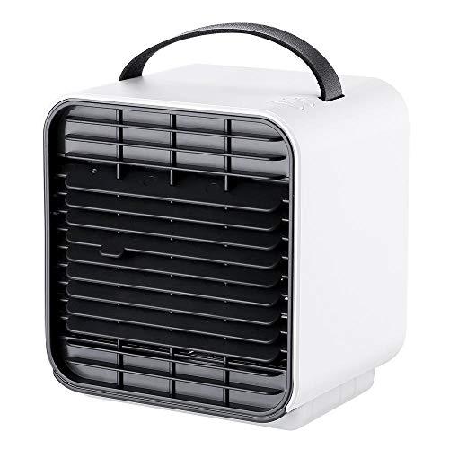 Hello Mini Enfriador De Aire Carga por USB Ventilador De