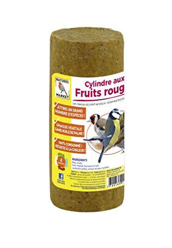 Achat nature - Cylindre 850 g aux Fruits Rouges