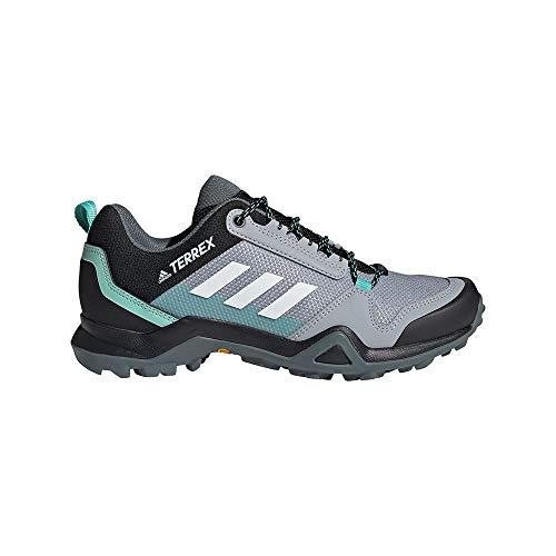 adidas Terrex AX3 W, Zapatillas de Senderismo Mujer, PLAHAL/Balcri/MENACI, 37 2/3 EU