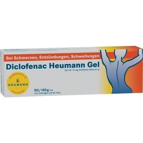 DICLOFENAC Heumann Gel 100 g Gel