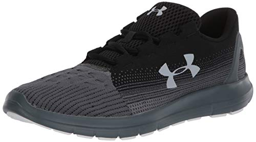 Under Armour Men's Remix 2.0 Sneaker, Black (002)/Pitch Gray, 11