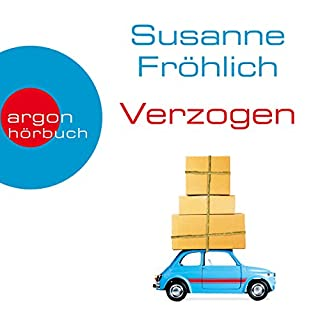 Verzogen                   By:                                                                                                                                 Susanne Fröhlich                               Narrated by:                                                                                                                                 Susanne Fröhlich                      Length: 5 hrs and 18 mins     2 ratings     Overall 5.0
