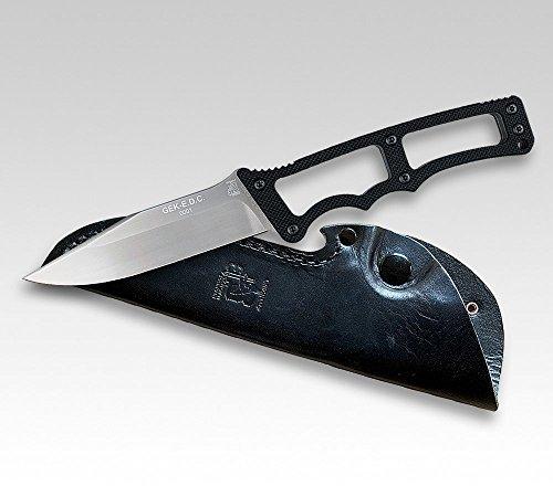 Eickhorn Gek Edc, G10 Schwarz Glatte Klinge 11,5 cm 440C