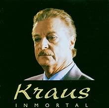 Kraus Immortal-Rare Live Recordings