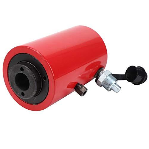 Cilindro hidráulico dividido de tipo corto Cilindro hidráulico de volumen pequeño de doble efecto Ariete hidráulico portátil para maquinaria para la industria química