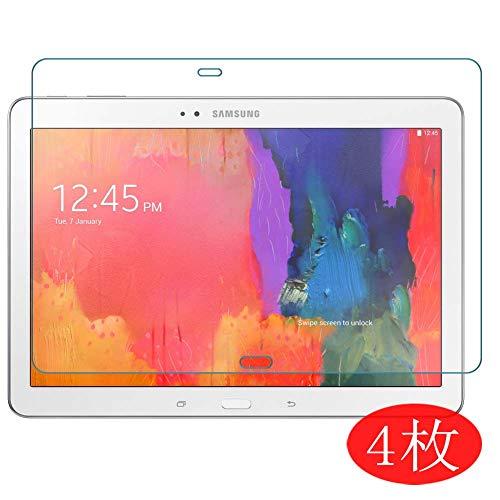 Vaxson 4 Stück Schutzfolie kompatibel mit Samsung Galaxy Tab pro 10.1