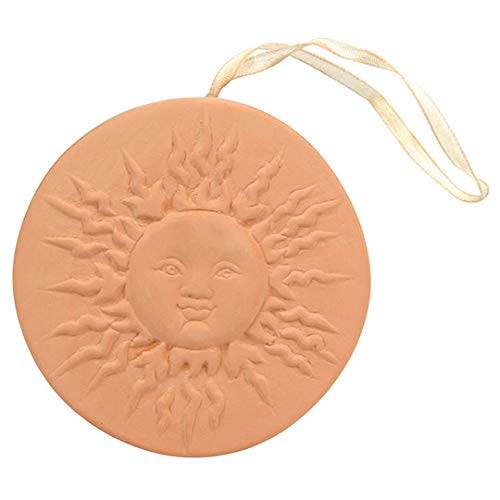 Aura Cacia Terra Cotta Diffuser - Sun