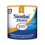 Similac Advance Infant Formula Stage 1-400g, up to 6 months