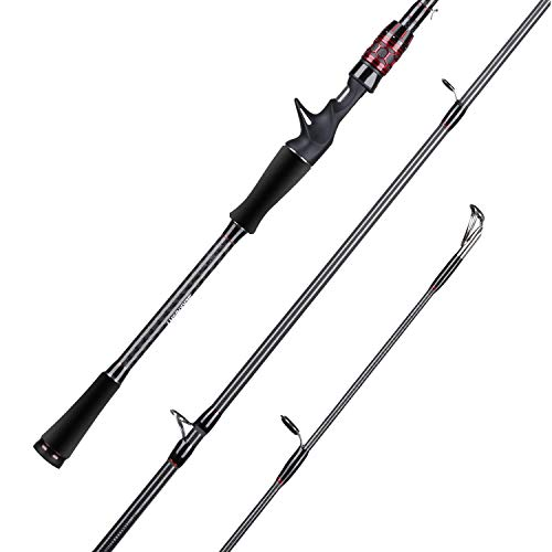 SeaKnight Kraken Fishing Rods – Fuji O-Ring Line Guide, 30T-40T X-Shaped Carbon Fiber Casting and Spinning Rods