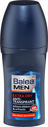 Balea MEN Deo Roll On Antitranspirant extra dry, 1 x 50 ml