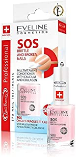 Eveline Cosmetics Nail Therapy SOS Brittle and Broken Nails