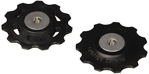 Shimano RD-M786 M773 Juego Desplazante + Conjunto de Rodillos Guía, Negro, Talla Única