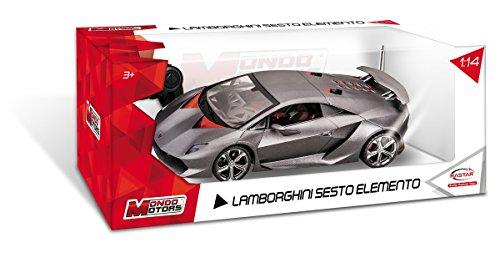 Mondo Motors - 63217 - Radio Commande - Voiture - Lamborghini VI Elemento - Echelle 1:14
