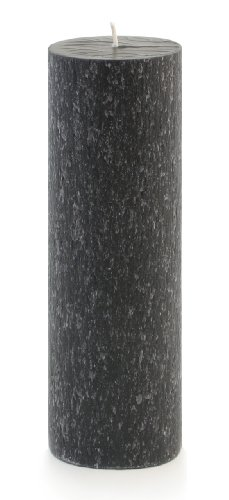 Root Scented Timberline Pillar Candle, 3-Inch by 9-Inch Tall, Patchouli Pure