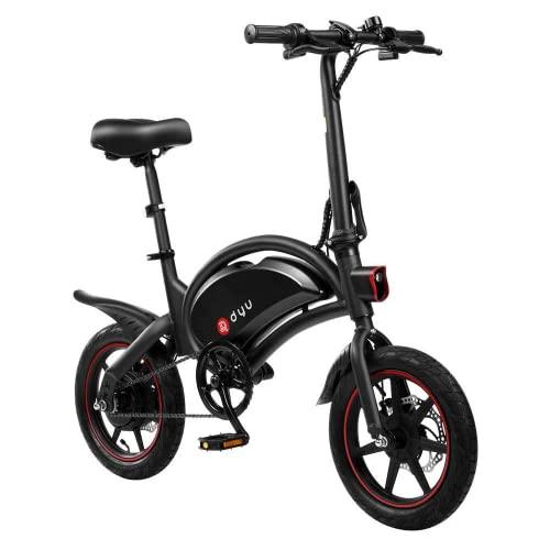 DYU D3F Faltbares E-Bike, Smart...