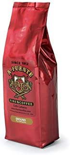 Arturo Fuente Whole Bean Coffee - Cafe Cubano Espresso Style (1 Pound)