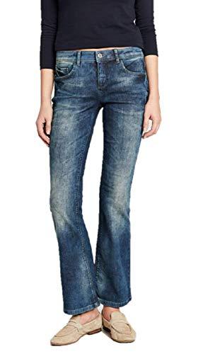 Zabaione Damen Hose Hose Jeans Tine Denim Gr. 36, denim